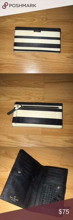 Kate Spade Wallet Used but in good condition! kate spade Bags Wallets