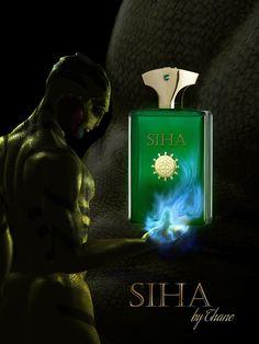 Mass Effect Perfume Series - Thane Krios Siha