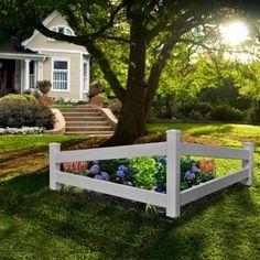 H x 5 ft. W Split Fence Panel : New England Arbors ft. H x 5 ft. W Split Fence Panel :