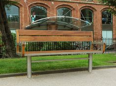 innovative designers and suppliers of contemporary public seating,bespoke street furniture, bollards and planters for the public realm. Based in Leeds, West Yorkshire, UK. Public Realm, Public Seating, West Yorkshire, Street Furniture, Outdoor Furniture, Outdoor Decor, Planters, Bench, Contemporary