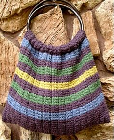 Betsy bag pattern by Sheryl Thies