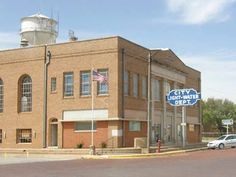 Seymour Tx City Hall