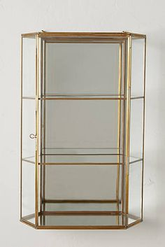 Awesome Wall Curio Display Cabinet