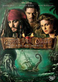 Piratas do Caribe *-*