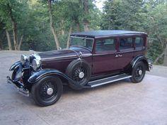 1931 Lincoln Limousine