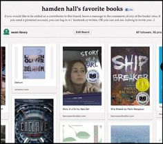 """Using Pinterest in school libraries"" - tips from Sarah Ludwig"