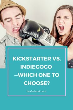 You can find success on both Kickstarter and IndieGoGo but which platform should the eager indie author choose? I dive into the behind-the-scenes knowledge on both platforms and make my suggested. Authors, Crowd, Indie, Lisa, Knowledge, Writers, Facts