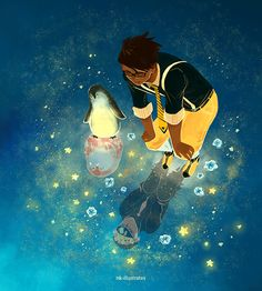 "nk-illustrates: "" Shooting Stars. "" Character Inspiration, Character Art, Character Design, Amazing Drawings, Cute Drawings, T Art, Pretty Art, Cute Illustration, Aesthetic Art"