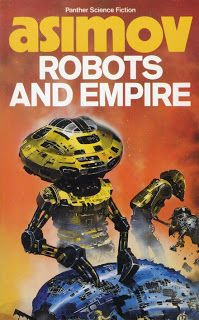 Image result for asimov book covers