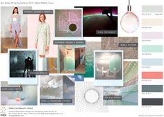 Mix Trends 28 Spring Summer 2015 - Global Palette - Aura