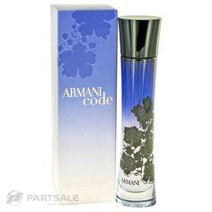 Armani Code by Giorgio Armani  | Eau De Parfum Spray 50 ml