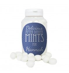After Dinner Mints | Sweets | Exclusively Personal
