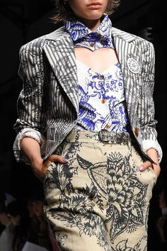 5959fb99b74 Vivienne Westwood Red Label Fashion Forecasting