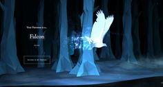 Falcon Pottermore Patronus Funny Animal Photos, Funny Animals, Pottermore Patronus, Hogwarts Houses, Spirit Animal, Cos, Harry Potter, Nerd, Stitch