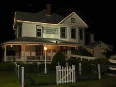 A haunted dinner at The Brentwood Restaurant & Wine Bistro #MYRDreamVacation