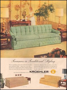 kroehler sofas life - Kroehler Furniture