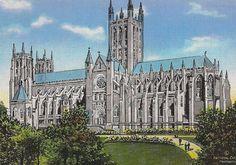 Washington Cathedral Washington DC