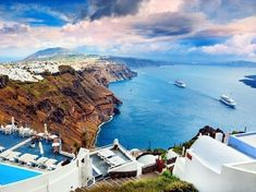 If Greece is the most magical place on earth, Santorini is its magic wand.