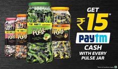 📣💰NAYAG Tricks & Deals Alerts💰📢  👉 https://tricks.nayag.com/paytm-pulse-candy-offer/     #NAYAG  Send 👍🏻/👎🏻 if you like /dislike These Offers.  ☎📱Forward This To Your Friends.  For More Deals & Loots visit our website  https://tricks.nayag.com⁠⁠⁠⁠