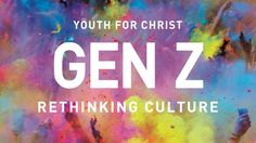 Phoebe has written some reflections on the Gen-Z research published by Youth for Christ last week.