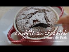 SOUFFLÉ DE CHOCOLATE + passeio pelo centro de Paris - YouTube