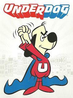 Underdog | Cartoon Phreek: Underdog | Pinterest