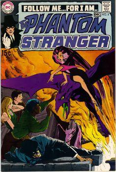 The  Phantom  Stranger  #  4   (  November -- December 1969 )