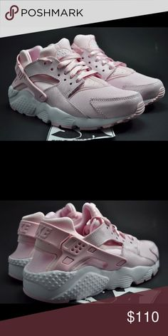 36d2caa623 New Nike Huarache's Prism Pink Size 4Y, 5Y New with box. Prism pink Nike