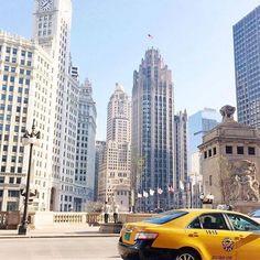 Good morning, Chicago! #byMario   Photo Credit: @bright__beautiful