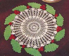 Christmas Crochet Patterns - Crochet Downloads - Page 1
