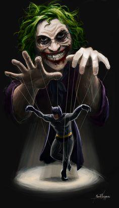 Batman Puppet