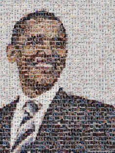 When Barack Obama was elected as the new American President, the Newspapers…