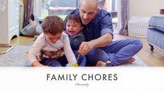 Teaching my kids about chores! https://youtu.be/-wzncQtfC3c