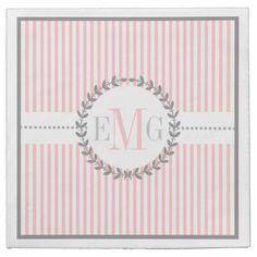 Light pink white striped pattern wedding napkin. Paper NapkinsPaper PlatesCocktail ...  sc 1 st  Pinterest & Zentangle MIx 1116A Paper Plate | PINTEREST BAZAAR - NO LIMIT ...