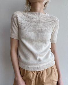 Holiday Slipover – PetiteKnit Magic Loop, Circular Needles, Stockinette, S Shirt, Upper Body, Body Measurements, Pulls, Knitting Patterns, Cool Style