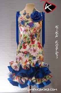 TRAJES DE FLAMENCA KIKA: Trajes Muumuu, Peplum, Dance, Dresses, Fashion, Outfits, Flamenco Dresses, Baby Tuxedo, Flamingos