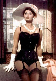 Beautiful Italian Sophia Loren