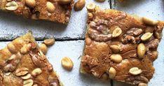 Banaani-suolapähkinäpalat | Leivonta, Makea leivonta | Soppa365