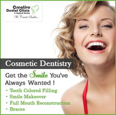 Cosmetic Dentistry In Pune - Creative Dental Clinic