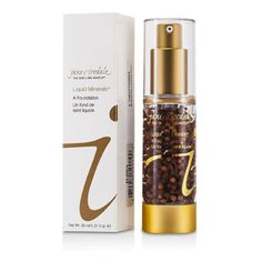 Jane Iredale Complexion Liquid Mineral A Foundation
