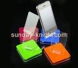 Acrylic display manufacturers customize phone shelf holder CPK-062