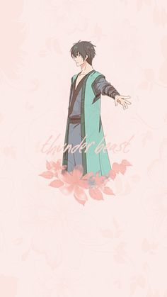 Akatsuki no Yona / Yona of the Dawn anime and manga || Son Hak <3 Thunder…