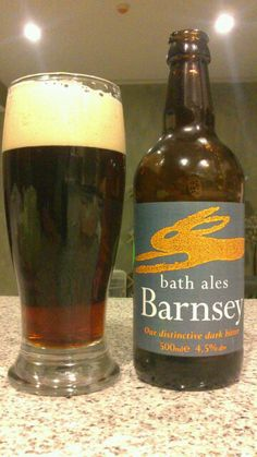 Bath ales Barnseu Dark bitter
