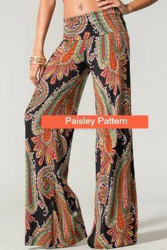 Ansley Bohemian Pant - Love Threads