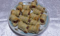 Retete cu margareta cismasiu: Carnaciori in aluat foietat