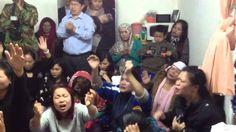 Healing Crusade in Holy Vision Nepali Church Hong Kong