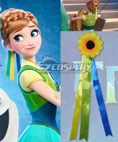 2015 Short Disney Film Frozen Fever Anna Birthday Gift Anna Fever Cosplay Headwear #Everyone Can Cosplay! Cosplay costumes #Anime Cosplay Accessories #Cosplay Wigs #Anime Cosplay masks #Anime Cosplay makeup #Sexy costumes #Cosplay Costumes for Sale #Cosplay Costume Stores #Naruto Cosplay Costume #Final Fantasy Cosplay #buy cosplay #video game costumes #naruto costumes #halloween costumes #bleach costumes #anime