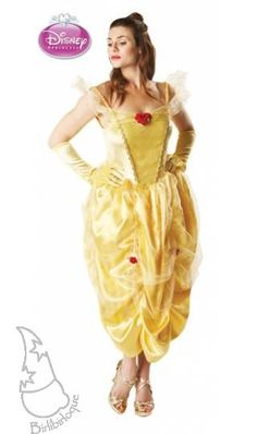 Disfraz de Bella de Disney