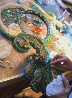 (8) Sharra Frank, Fine Art Mosaics
