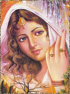 Prenses Zeb-un-Nissa, Aurangzeb of Gifted  ANJANA